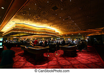 casino - Crabs tables in Las Vegas