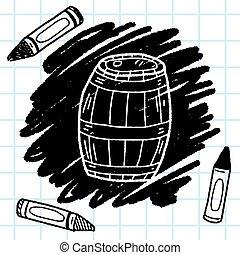cask doodle