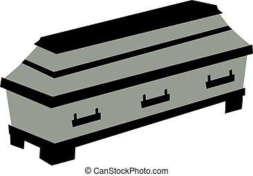 casket stock illustrations 1 319 casket clip art images and royalty rh canstockphoto com coffin clipart minus halloween coffin clipart minus halloween