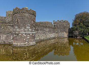 Caslte moat