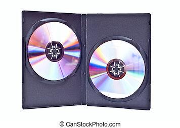 caso, dvd, duble