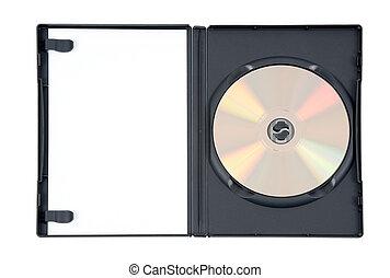 caso, dvd, oro