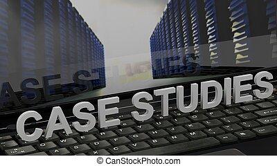 caso, estudos