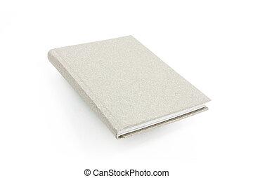 caso, libro, grigio, limite