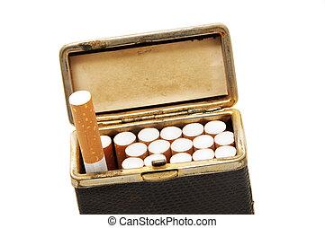 caso, sigaretta