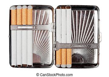 caso, sigaretta, spirito, un po', sigarette