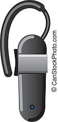 casque à écouteurs, mains libres