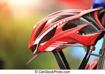 casque, cyclisme