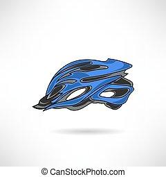 casque, vélo