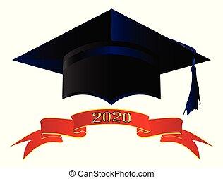 casquette, classe, 2020