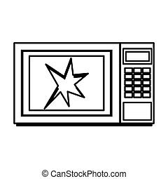 sale four micro ondes image sale micro ondes oven vecteur eps rechercher des clip art. Black Bedroom Furniture Sets. Home Design Ideas