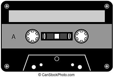cassette bande