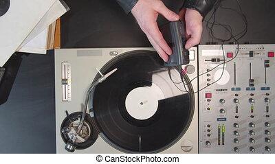 cassette, musicien, insertions, joueur