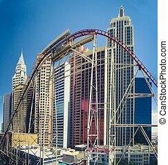 cassino, hotel, vegas, york, nova iorque, las