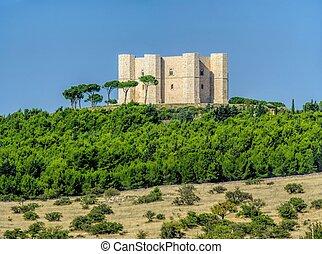 castel, monte, del