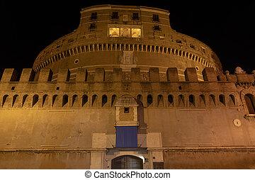 Castel Sant'Angelo - Rome, Italy