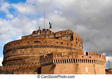 Castel Sant'angelo Rome, Italy.