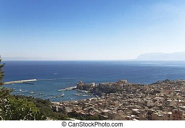 Castellammare del Golfo, north-western Sicily