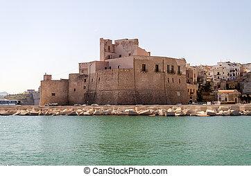 Castellammare del Golfo, Sicily