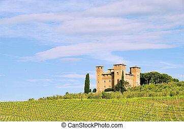 Castello delle quatro torra 02