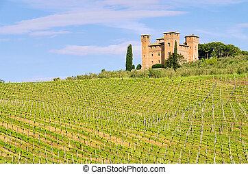 Castello delle quatro torra 03