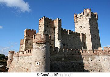 castello, in, spagna