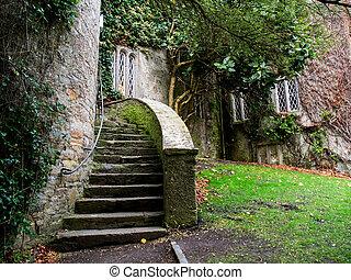 castello, malahide, irlanda