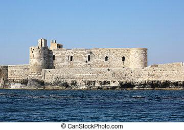 Castello Maniace Syracuse