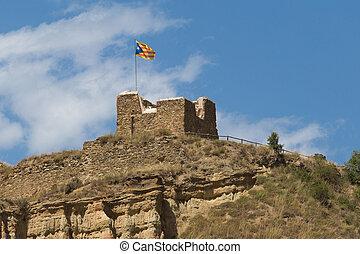 castello, rovine