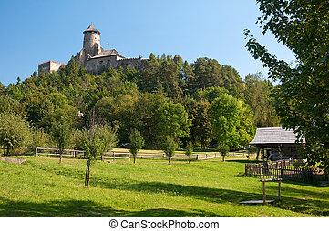 castello, stara, lubovna