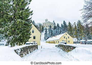 castello, trakoscan, croazia