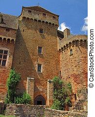 Castelnau Castle