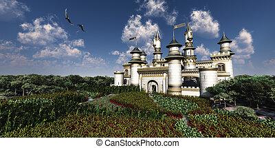 castelo, real