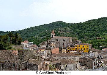 Castiglione di Sicilia - Medieval Architecture, Catania