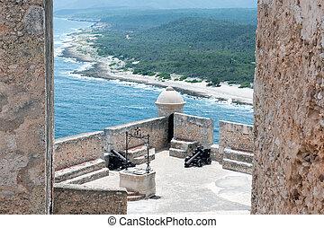 Castilla del Morro in cuba