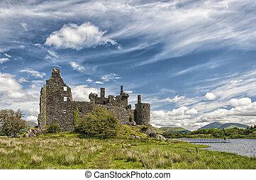 castillo de kilchurn, 01