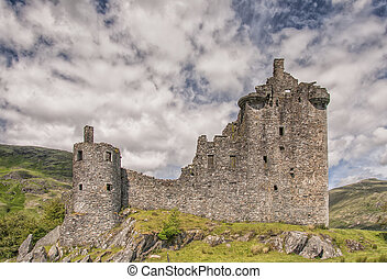 castillo de kilchurn, 02