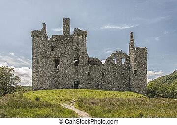 castillo de kilchurn, 04