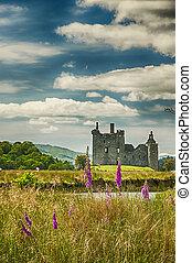 castillo de kilchurn, 06