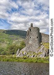 castillo de kilchurn, torreón