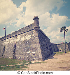 castillo, de, san marcos