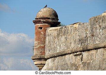castillo de San Marcos - castillo de san marcos at historic...