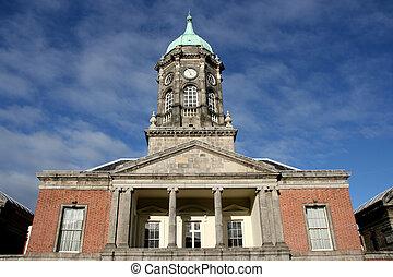 castillo, dublín