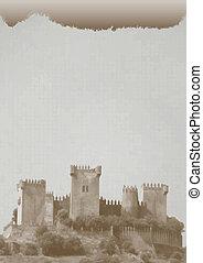 castillo, papper