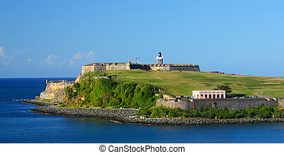 Castillo San Felipe del Morro - Fort San Felipe Del Morro in...