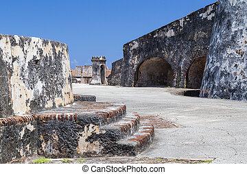 Castillo San Felipe del Morro, Puerto  Rico