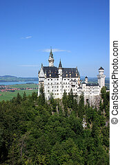 Bavarias King Ludwig Neuchwanstein castle