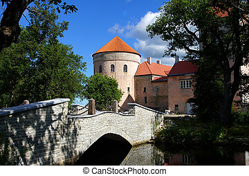 Castle and bridge