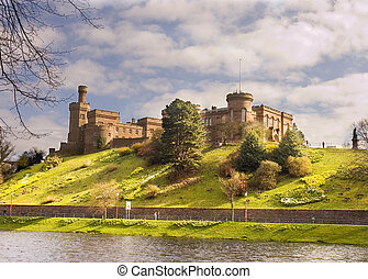 Castle at Inverness - Inverness Castle, Inverness , Scotland