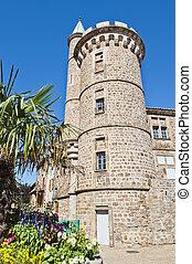 Castle at Pelussin